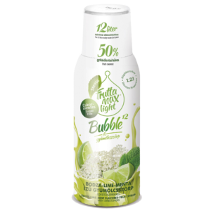 FruttaMax Bubble12 Light Bodza-Lime-Menta